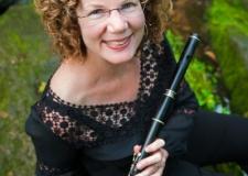 Beth w/ flute